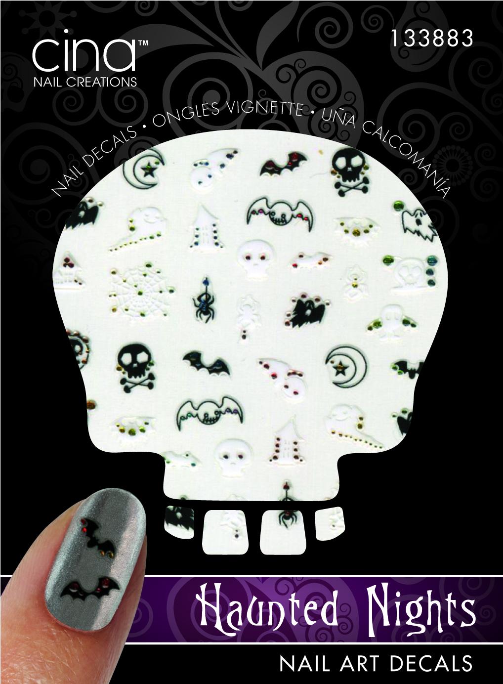 Nail Products Halloween Nail Art Sets Nailpro