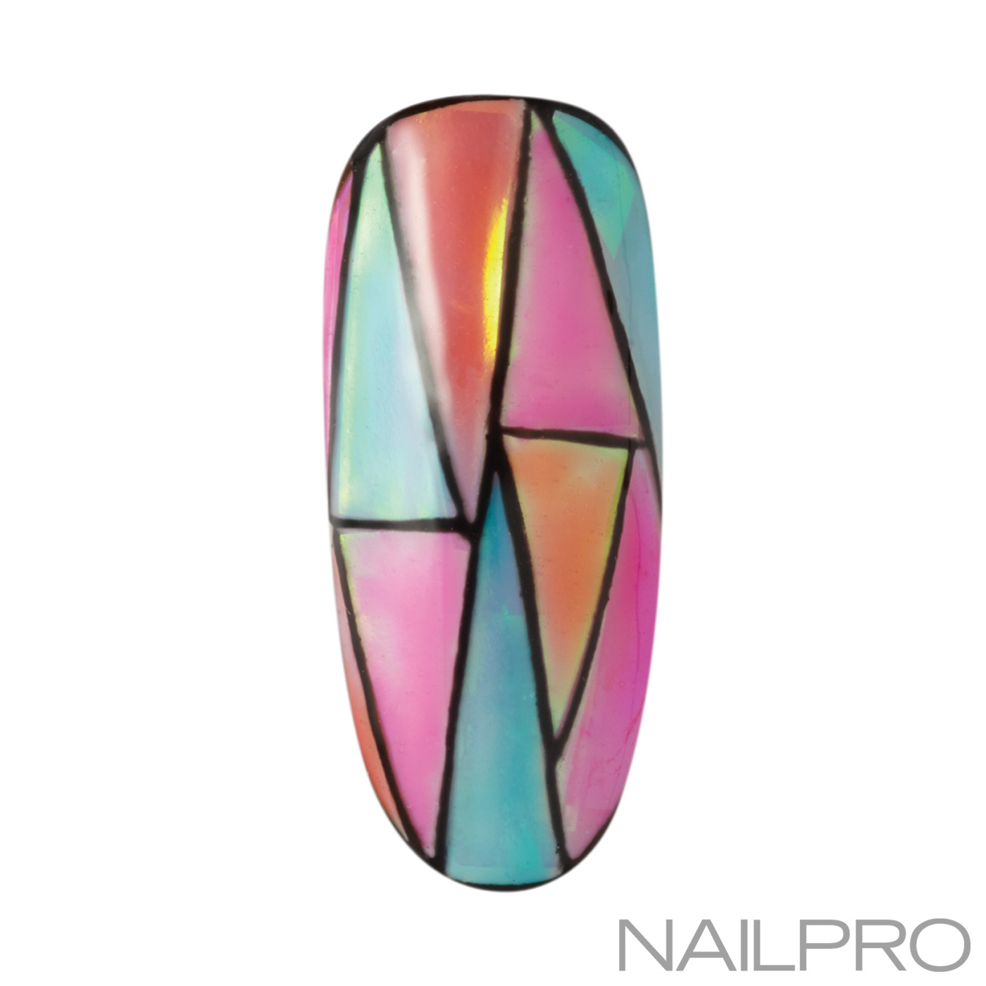 Stained glass gels: what is it, how to apply and why to use it