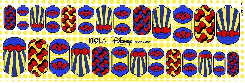 24+ Disney Nail Wraps  Background